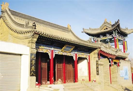南龙王庙的前世今生