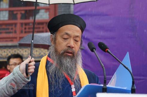 李光富道长:邱祖是中国道教史上重要的和平使者之一