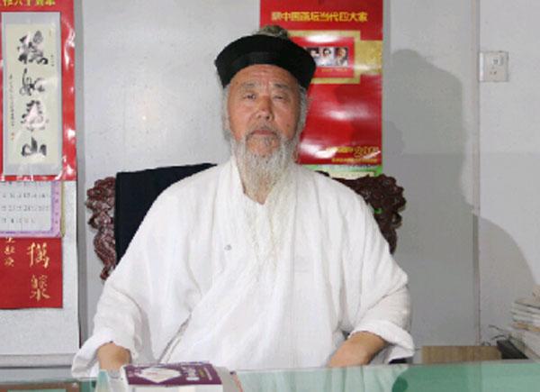 山东省道教协会副会长霍怀虚道长