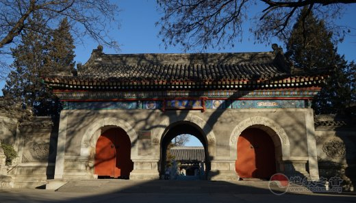 北京白云观(图集)