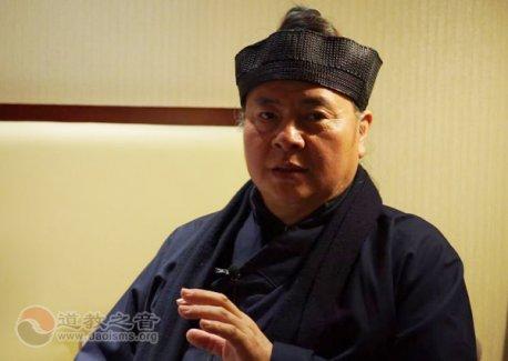 张高澄道长:我是踏着邱祖的步子上山学道的