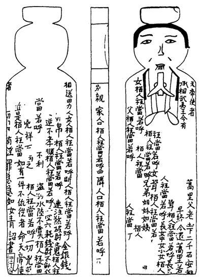 中国古代符文素材