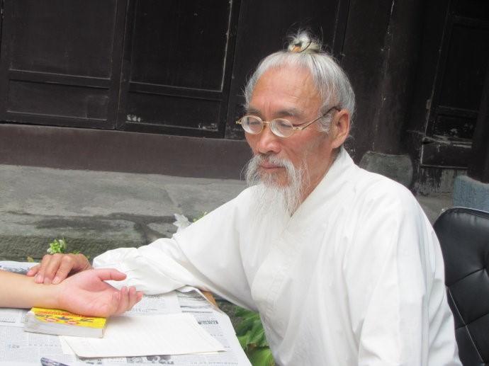 武当山著名道医——王泰科道长