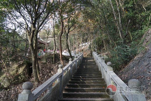 浙江温州天然道观