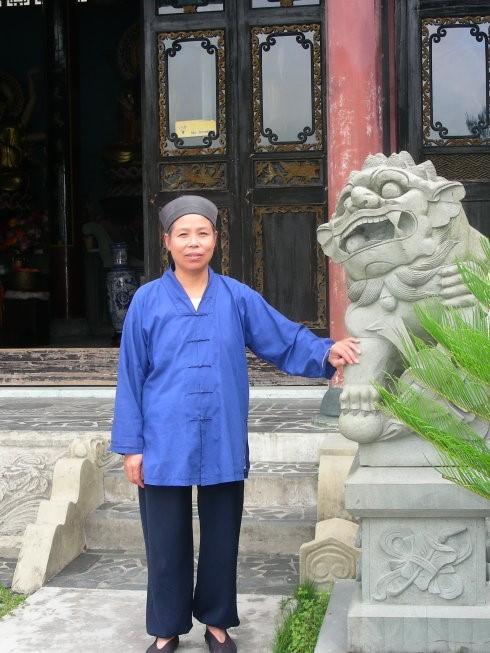 福建省道教协会副会长——林信勇道长