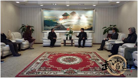 韩国携手武当山开拓韩国武术养生及旅游市场