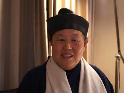 吴诚真道长:弘扬邱祖慈悲精神,让更多人知道(视频)