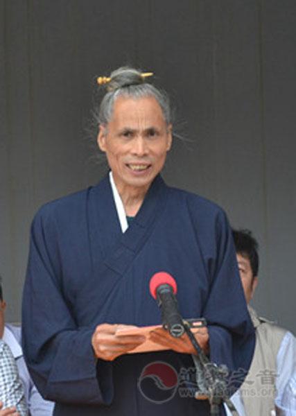 河南省道教协会常务副会长——贺宗定道长