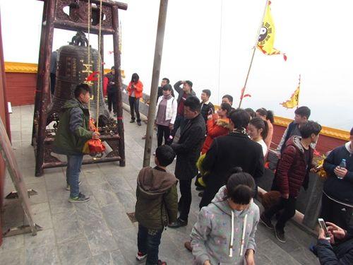 河南南召五朵山庙会花样多 着力打造猴文化