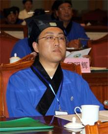 河北省道教协会副会长——刘崇汉道长