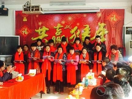 肥城桃源观道德讲堂举行第二届读书分享会