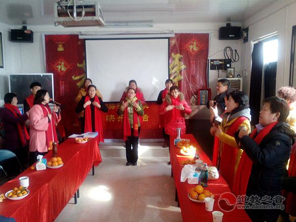 肥城桃源观·道德讲堂举行第二届读书分享会