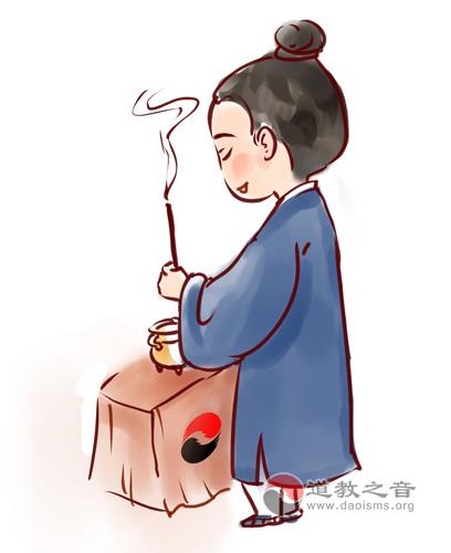 张森道长:泛谈刚入道门,从为什么要学习经典说起