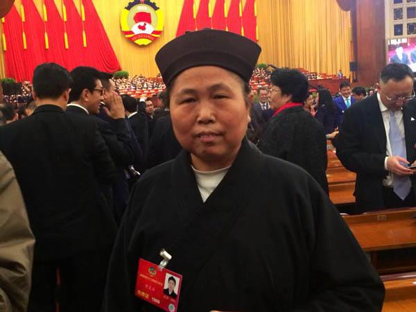 黄至安道长:建议加大道教文化对外传播