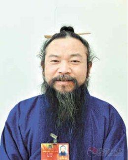 湖南省道教协会常务副会长马永辅道长