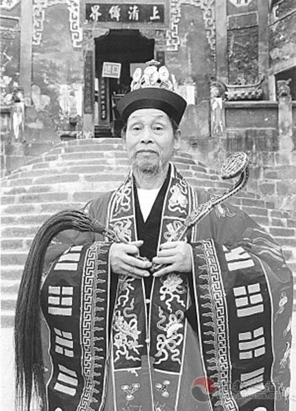 原重庆市道教协会会长周至清道长