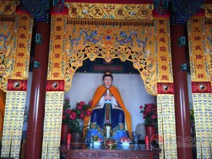 北京密云古北口娘娘庙(视频)
