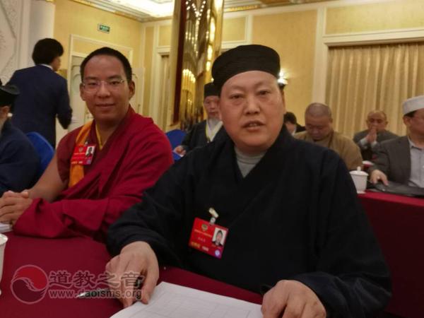 唐诚青道长:宗教界应成为宗教文物保护的主体力量