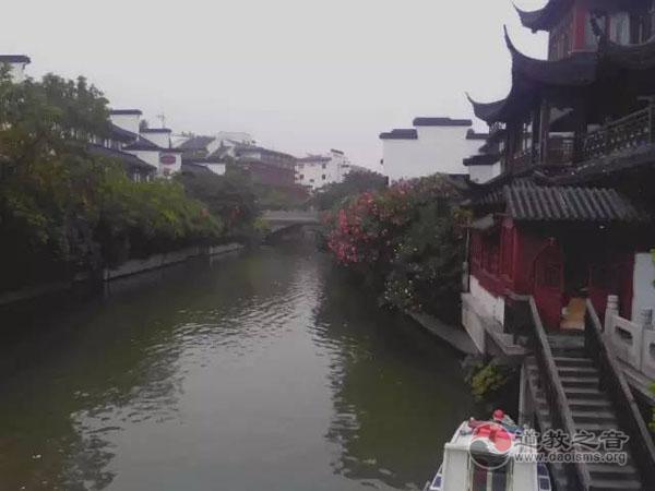上海青浦区朱家角城隍庙
