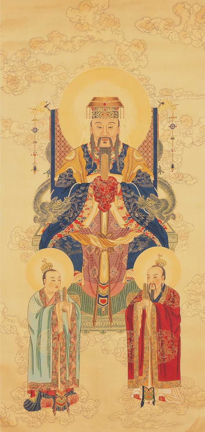 勾陈天皇大帝圣诞,带您认识道教主持兵革权衡的神祇