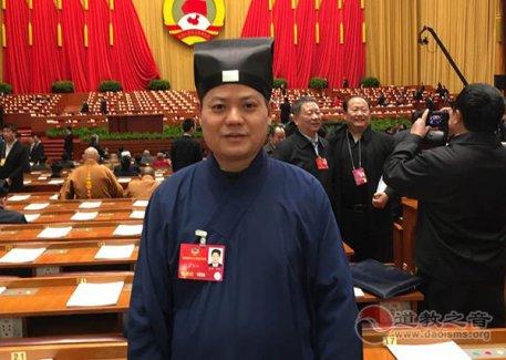 丁常云道长:找回中华文化之魂,加强未成年人思想道德建设,健全社会诚信体系