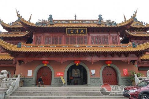 上海钦赐仰殿