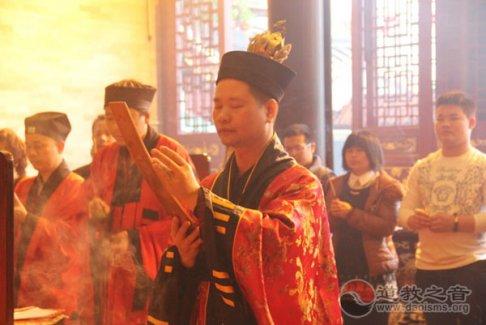 广州纯阳观举办恭贺太上老君圣诞系列活动
