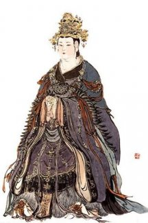 三月十八后土皇帝祇诞,朝礼四御中唯一的女性神祇