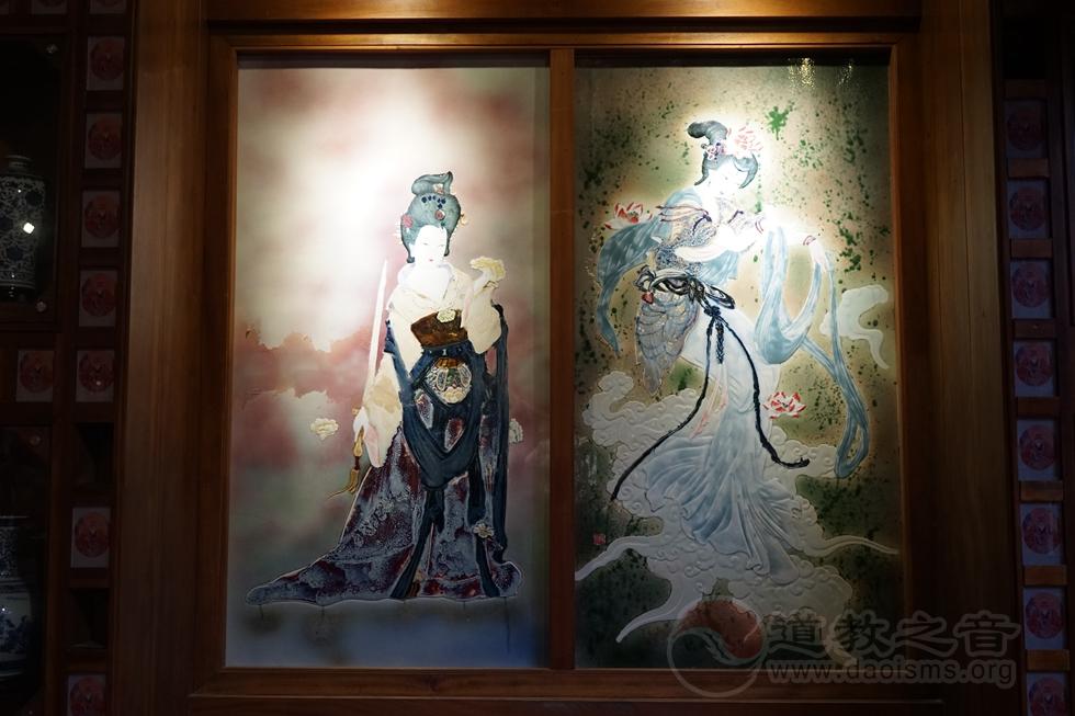 江苏常州嘉泽花神宫