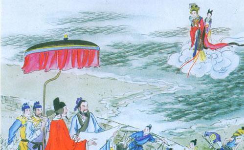 从妈祖信仰看,那些与观音菩萨没关系的道教神祇