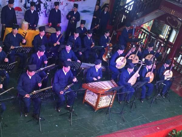 温州鹿城区举行道教文化展演 立正言正行