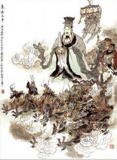 三月廿八東岳大帝圣誕,廣陳供養皈命威權自在天尊