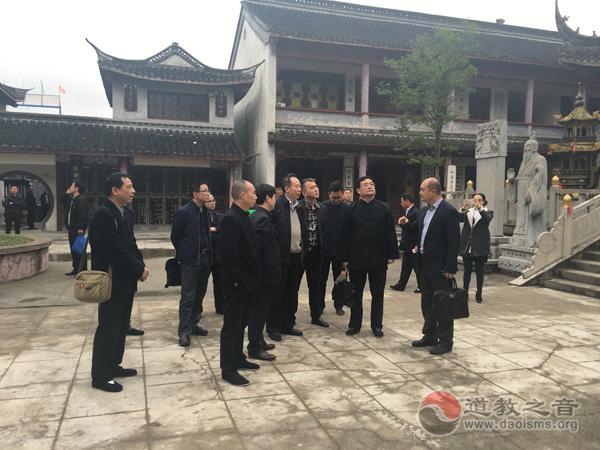 江苏省道教协会开展南通道教财务巡查工作