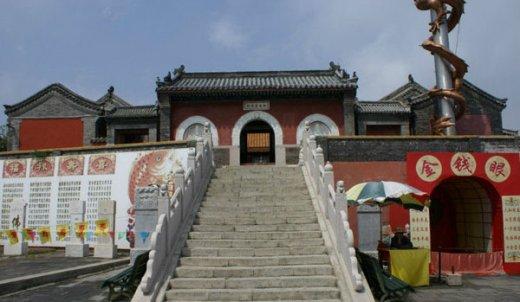 北京门头沟妙峰山娘娘庙(视频)
