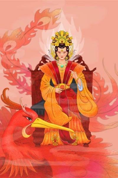 带着母亲去道教宫观祈福,推荐几个神仙给您?