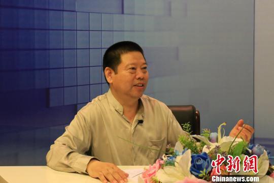 陆文荣道长:两岸共祭三清道祖 弘扬传统文化