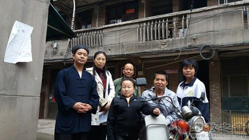 陕西省西安八仙宫2016年捐资助学活动启动