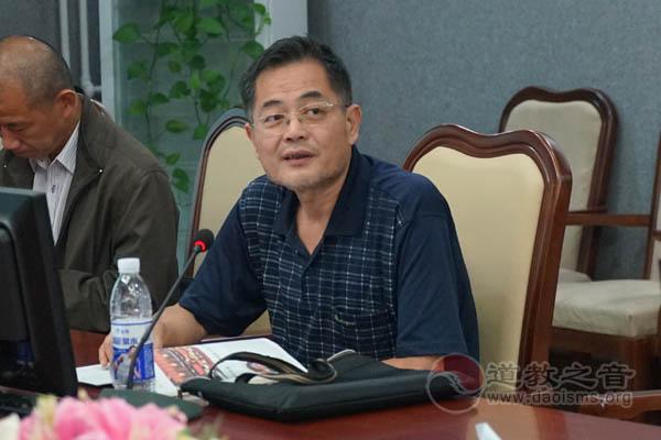 当代道教研究者王卡教授