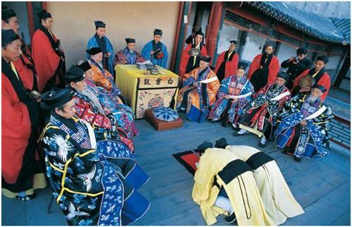1989年北京白云观己巳坛