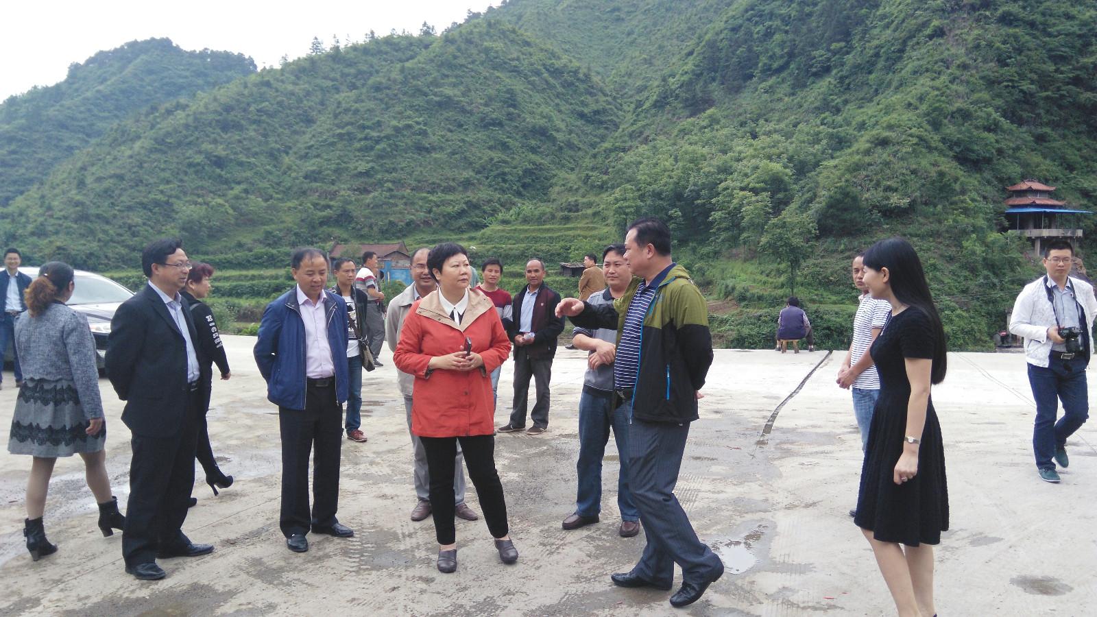 国家宗教局就贵州省民间信仰工作进行调研