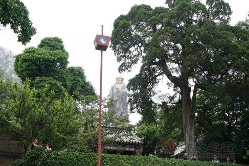 山东青岛市领导会见2016崂山论道活动嘉宾