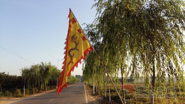 河南省南阳市方城县城北关帝庙举行庙会