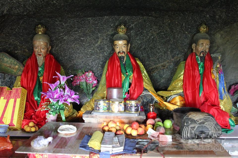 青海西宁南朔山道观