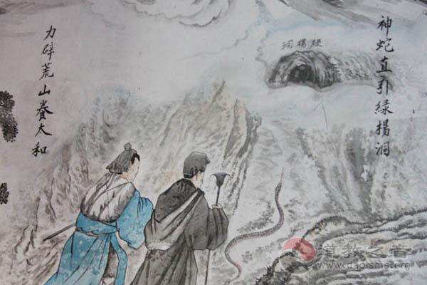 """问道西宁南朔屏台,话""""太乙极真洞天""""神秘传说"""