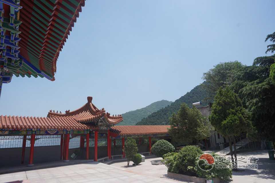 陜西臨潼驪山老母宮