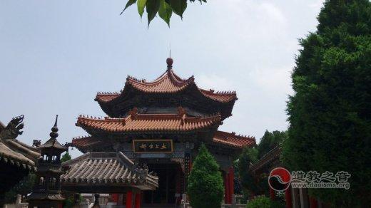 驪山老母宮