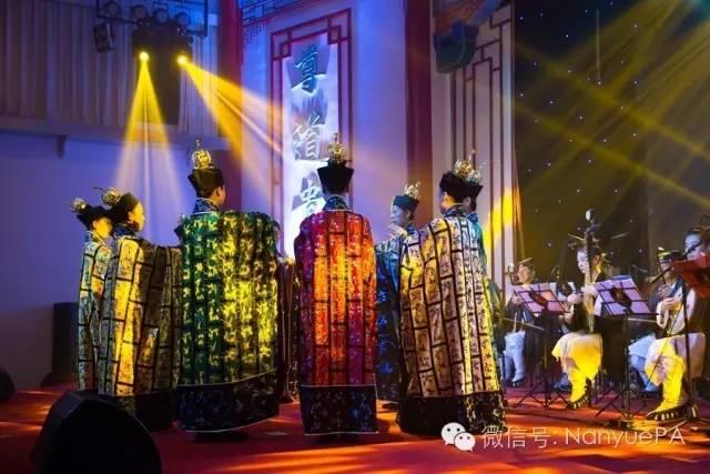 湖南道教经乐团首映礼在南岳坤道学院举行