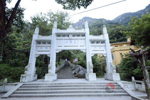 温州天然道观(美图赏析)