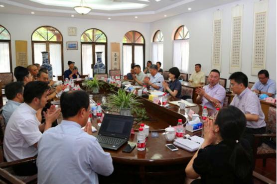 上海市统战部长沙海林调研市宗教院校工作