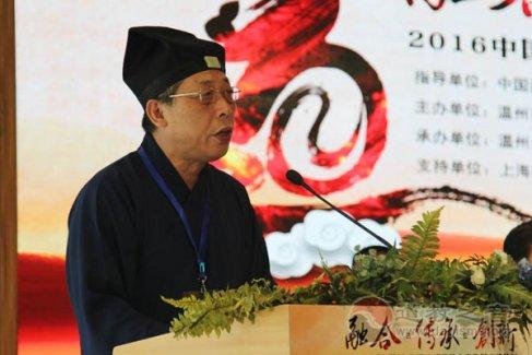 张凤林:鼓励道协、宫观和教职人员在新媒体平台上弘扬道教文化